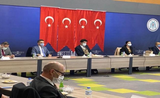 Erzincan'da bağımlılıkla mücadele toplantısı
