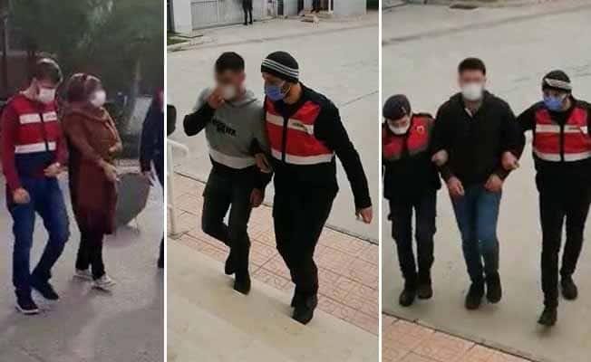 İzmir'de terör örgütü propagandası operasyonu: 6 gözaltı