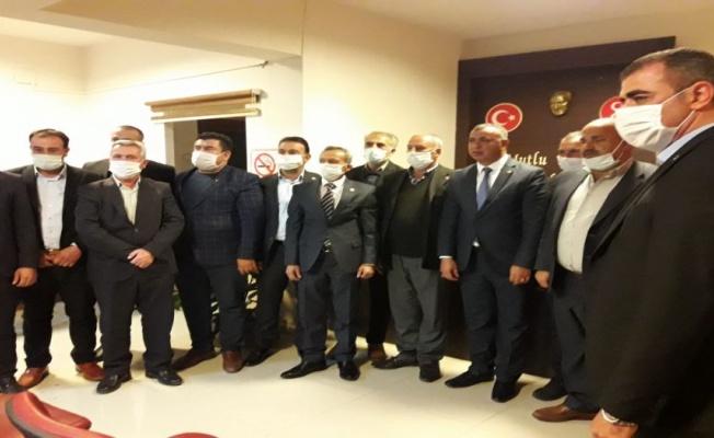 Kilis'te MHP'ye katılımlar artıyor