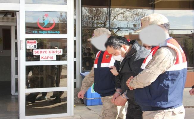 Kırmızı bültenle aranan DEAŞ'lı sınırda yakalandı