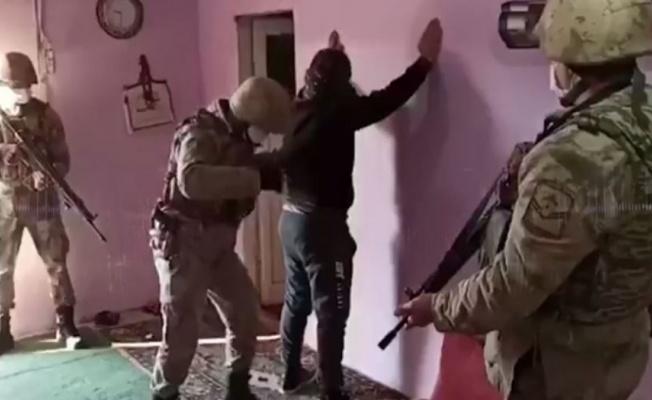Mardin'de terör örgütü üyesi 12 kişi yakalandı