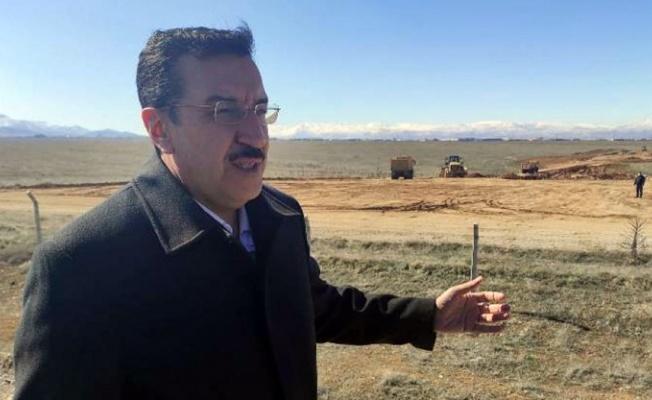 Tüfenkci'den Malatya'da Yeni Sanayi Sitesi değerlendirmesi