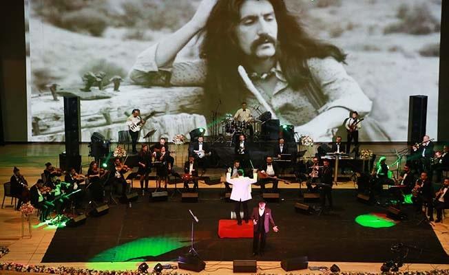 Barış Manço için Büyükşehir'den online anma konseri