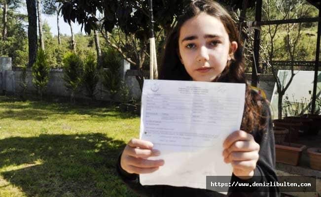 11 yaşındaki epilepsi hastası Aysu'nun hayali doktor olmak