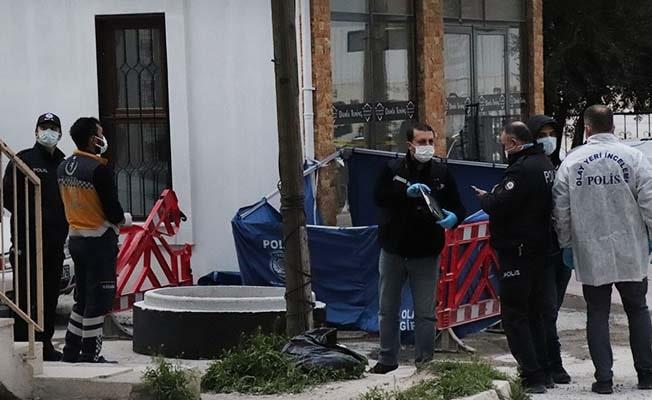 Beton bloğun altında kalan minik Enes hayatını kaybetti