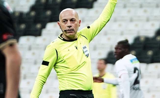 Denizlispor, Fenerbahçe maçını Cüneyt Çakır yönetecek