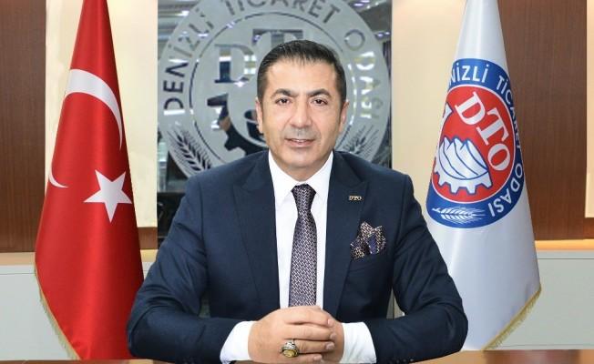 DTO Başkanı Erdoğan, halkın Ramazan ayını kutladı