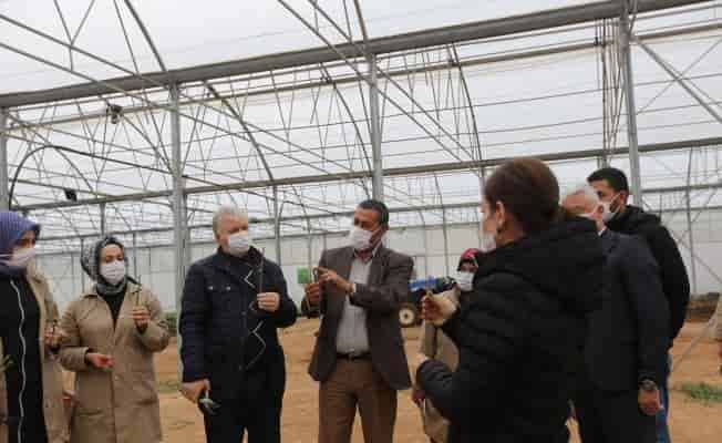 Gaziantep'te tarım eğitimlerine başlandı