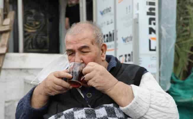 Gaziantep'te yaşanan drama Büyükşehir son verdi!