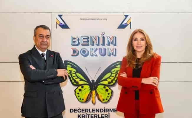 Gaziantep'ten Türk kumaşı dünyaya tanıtılacak