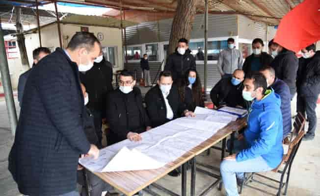 Manisa Alaşehir'e 17 milyon TL'lik yatırım