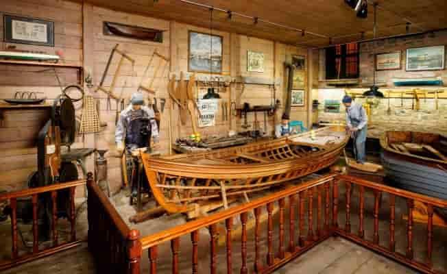 Rahmi Koç Müzesi, geçmişi bugünde yaşatıyor