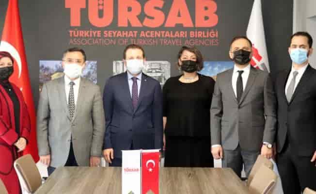 AK Parti Bursa Milletvekili Kılıç'tan turizm istişaresi