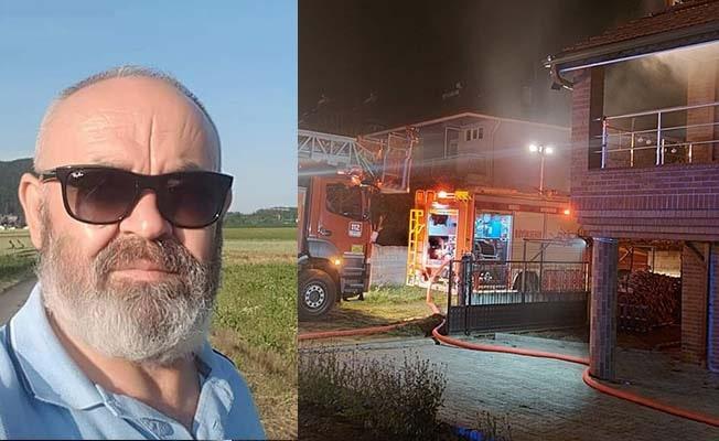 Akşam evi yanan adam sabah ormanlık alanda ölü bulundu