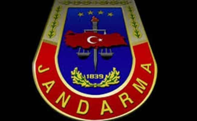 Aksaray'da çalınan sulama boruları JASAT ekiplerince bulundu