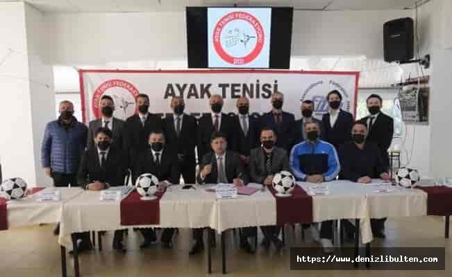 Ayak Tenis Federasyonu iddialı geliyor