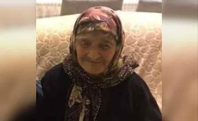 Aydın'da kaybolan yaşlı kadından acı haber