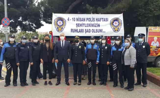 Aydın'da Polis Haftası için lokma hayrı