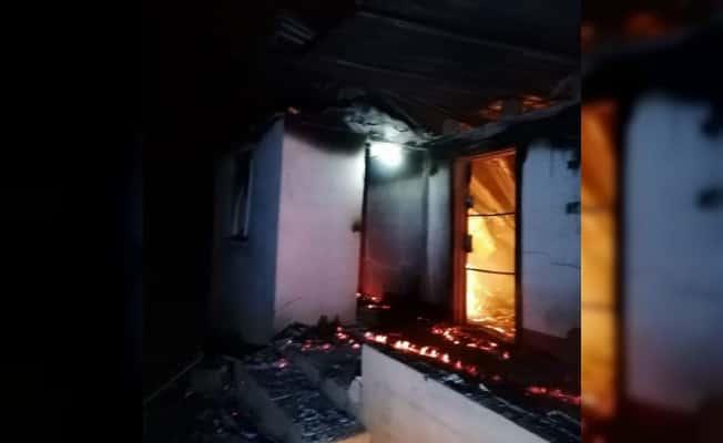 Aydın'da tüp pataldı! 1 kişi yanarak can verdi!