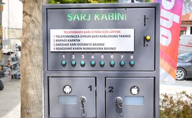 Babadağ'a şarj istasyonları kuruldu