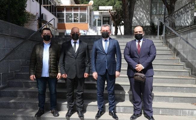 Başkan Koştu'dan kültür ziyareti