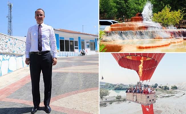 Başkan Örki'den Turizm Haftası mesajı