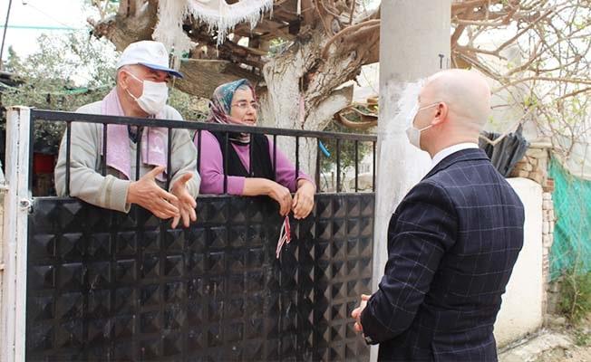 Başkan Özbaş, Halk Günü'nü 32 mahalleye taşıdı