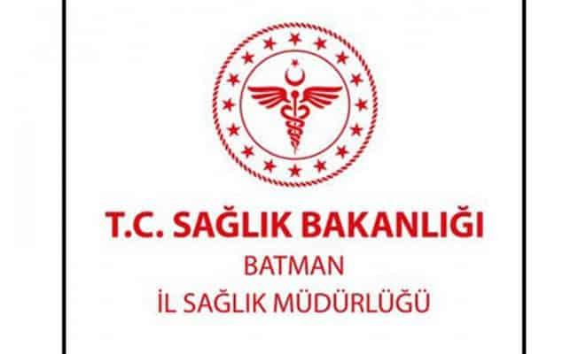 Batman'a BioNTech aşılar geldi