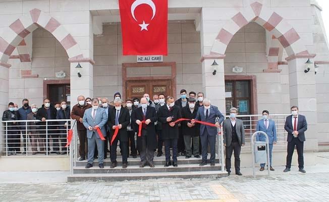 Bekilli'de Hz. Ali Camisinin açılışı yapıldı