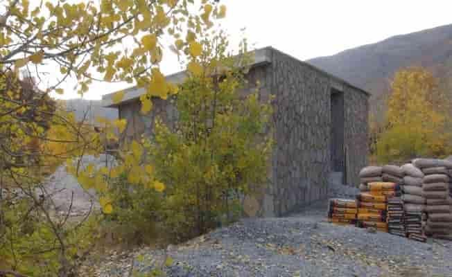 Bitlis Nemrut'taki beton yapılar sökülecek