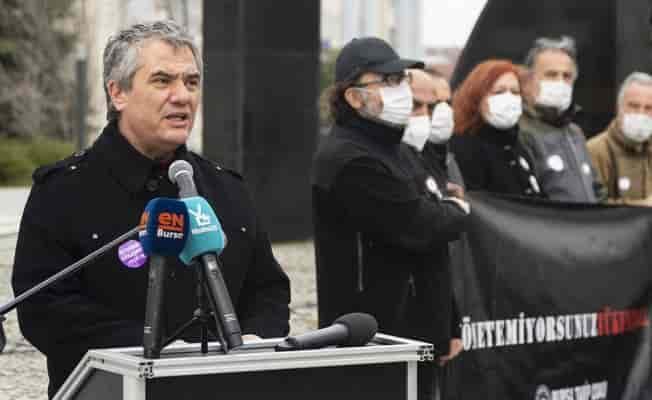 Bursa'da 'Tabipler'den 1 Nisan anması