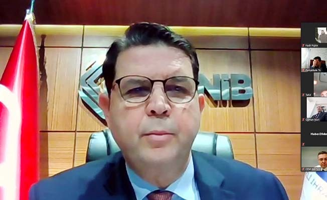 DENİB Başkanı Memişoğlu Mart ayı ihracatını online değerlendirdi