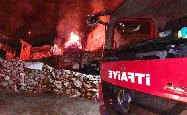 Diyarbakır Çermik'te anında müdahale faciayı önledi