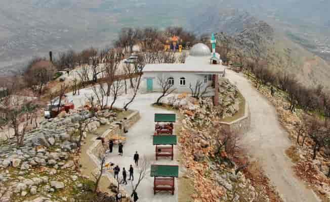 Diyarbakır'da 'Pir Aziz'e vefa