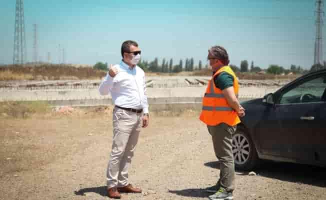 İzmir Bergama'da çevre yolu müjdesi