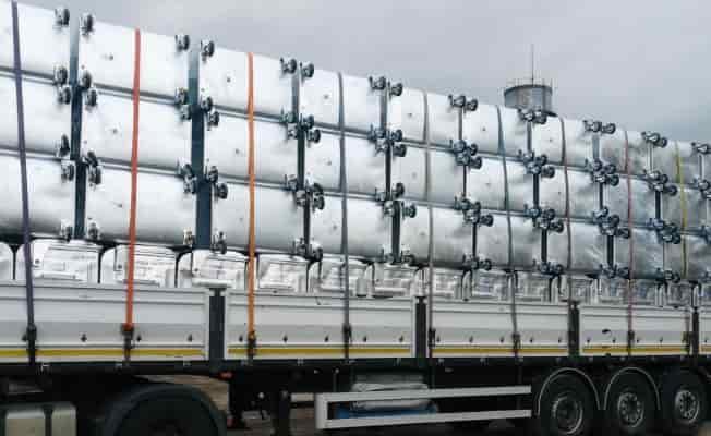 İzmir Bergama'ya 300 yeni çöp konteynırı