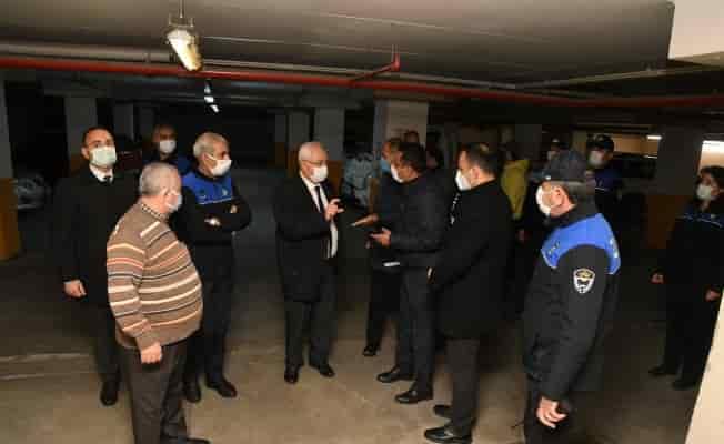 İzmir Karabağlar'da Kızılay'la örnek işbirliği