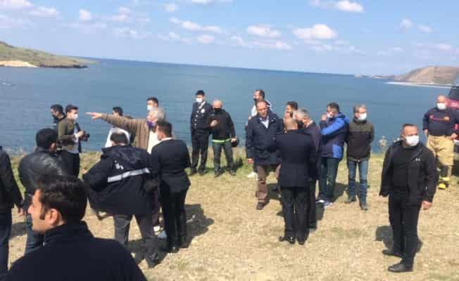 İzmir Valiliğinden düşen askeri eğitim uçağıyla ilgili son dakika açıklaması