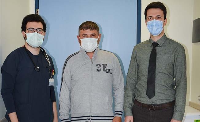 Kalp hızı düşük olan hasta, Denizli'de ilk kez gerçekleşen işlemle sağlığına kavuştu