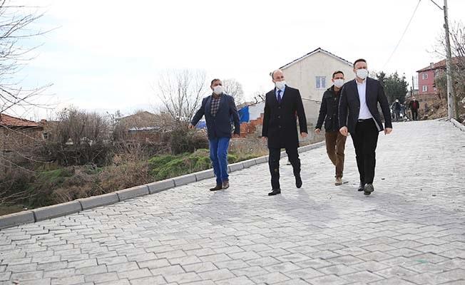 Karakovalıların yüzü artık gülüyor