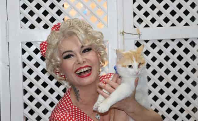 Mardinli Marilyn Monroe'ten 'tarihi' iyilik