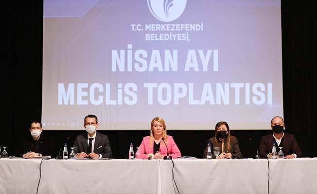 Merkezefendi Belediyesi 2020 Yılı Faaliyet Raporu kabul edildi