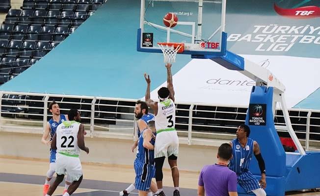 Merkezefendi Denizli Basket, Balıkesir maçına hazır