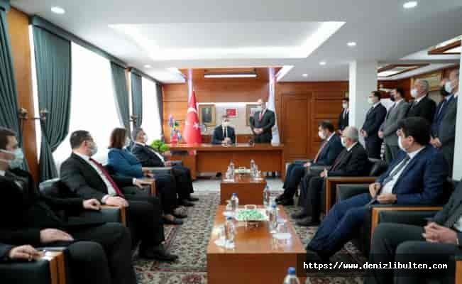 Milli Eğitim Bakanı Selçuk'tan Sivas ziyareti