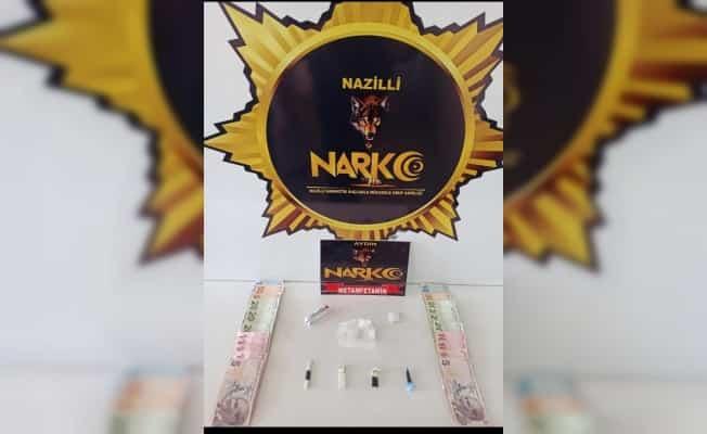 Nazilli'de çok sayıda adrese operasyon düzenlendi