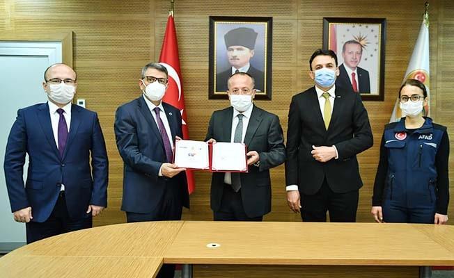 PAÜ, Türkiye Afet Eğitim yılında eğitim seferberliğine katıldı