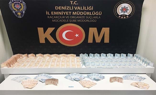 Sahte parayla alışveriş yapan iki şüpheli tutuklandı