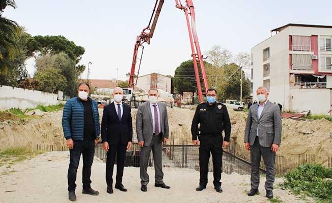 Sarayköy yeni Emniyet Müdürlüğü binasına kavuşuyor
