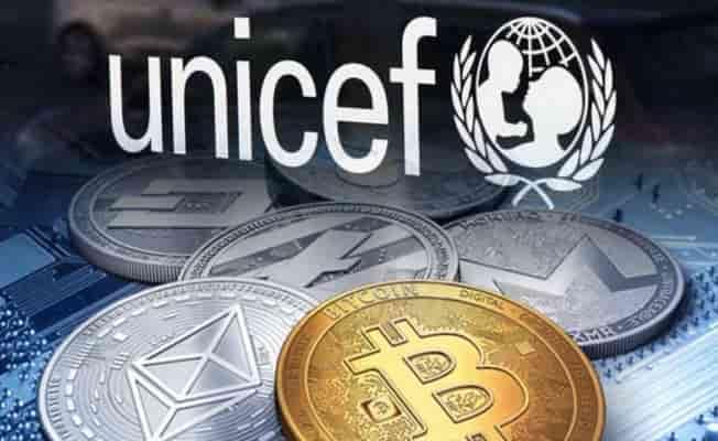 UNICEF Kripto Fonu'na 1 milyon dolarlık ilk kurumsal bağış