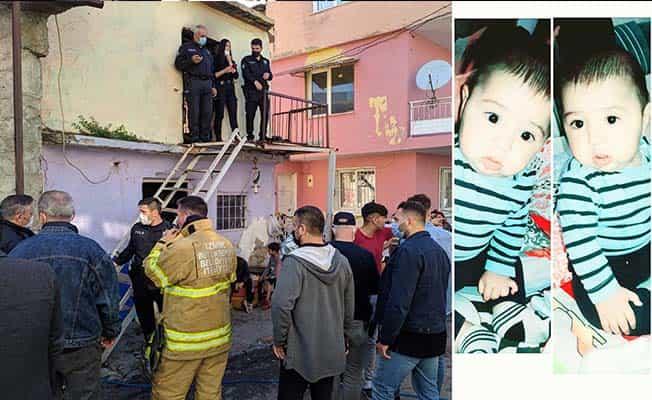 Yangında 4 yaşındaki çocuk hayatını kaybetti